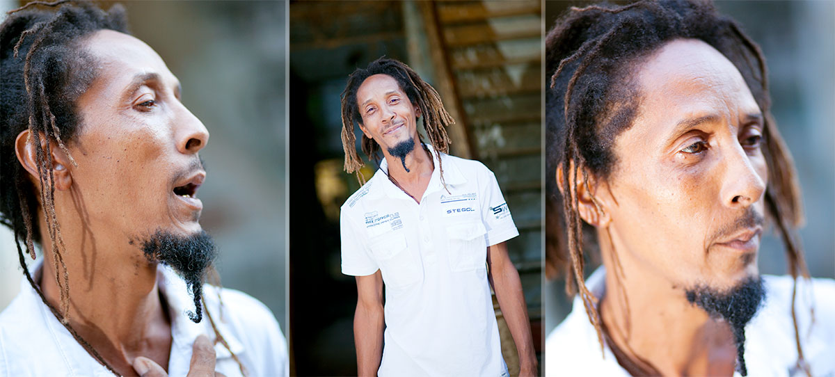 Bob Marleys long lost brother