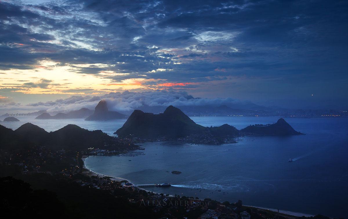 Rio de Janeiro from Niteroi